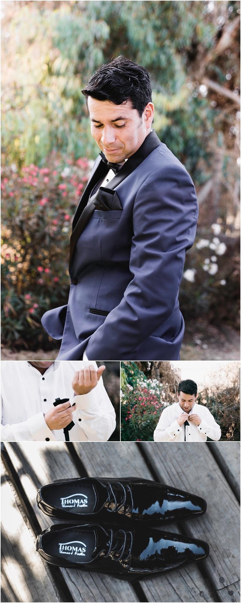 Fotografía de Matrimonio: Preparativos Novio