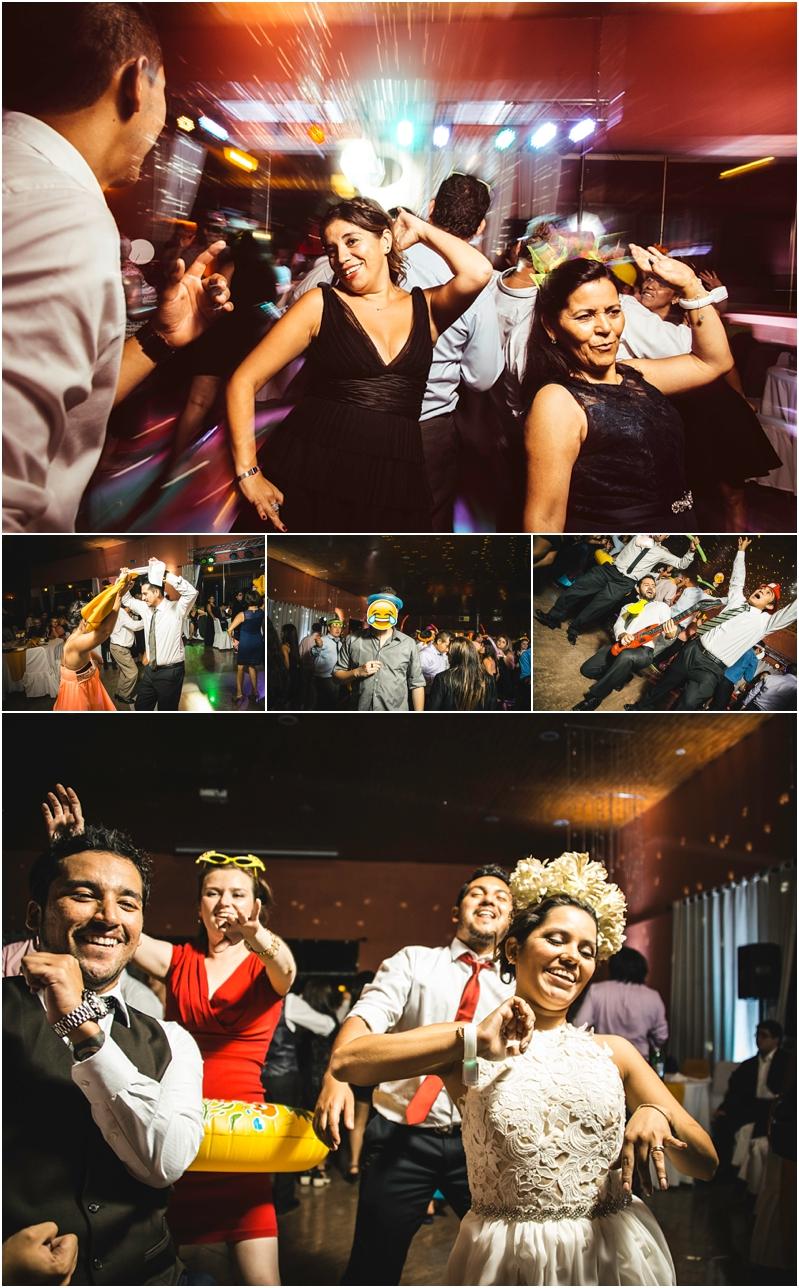Fotografía de Matrimonio: Fiesta y Cotillón