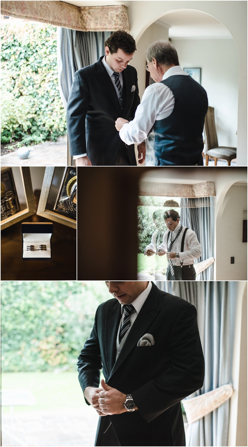 Preparativos Novio – Ampersand Wedding Films