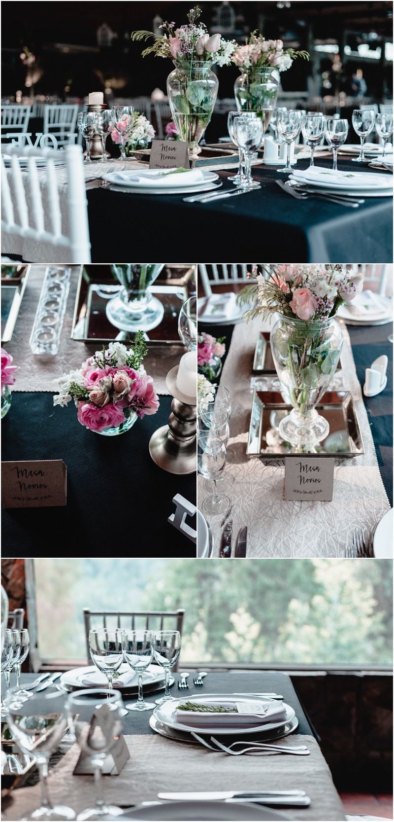 Decoración de Salón Matrimonios – Fotografía de Matrimonio por Ampersand Wedding Films