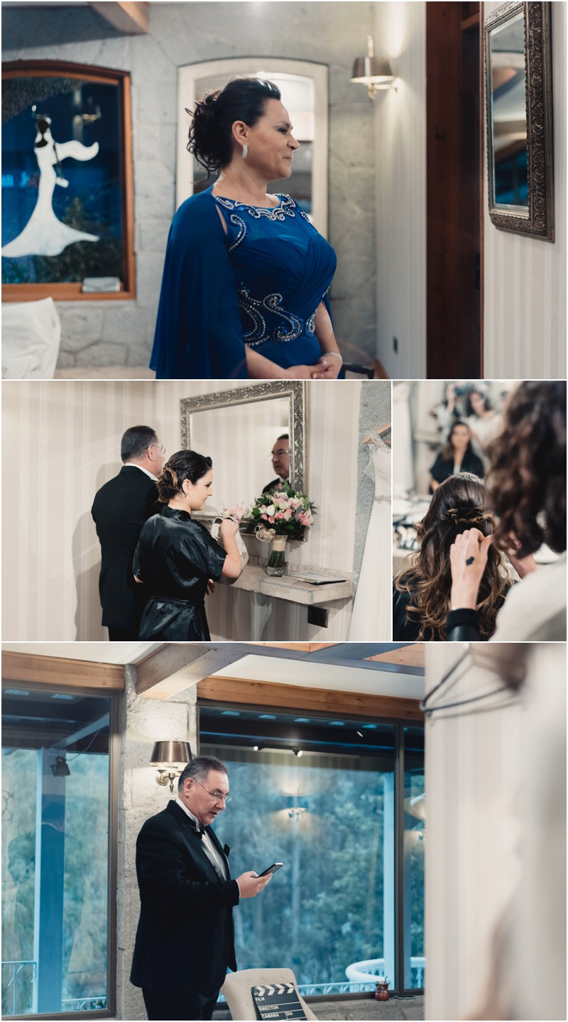 Preparativos de Novia, Fotografía por Ampersand Wedding Films