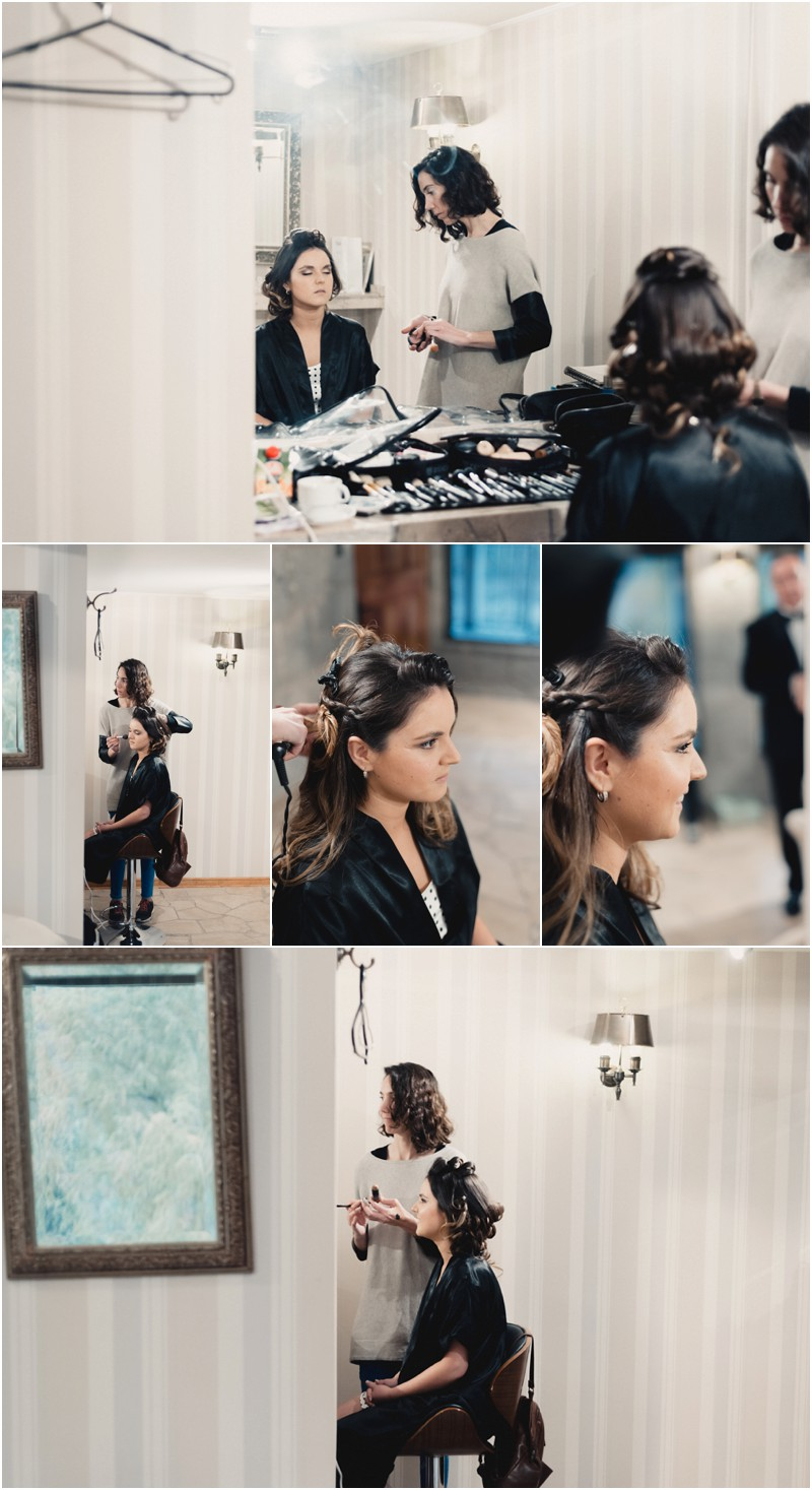 Preparativos de Novia - Fotografía de Matrimonio por Ampersand Wedding Films