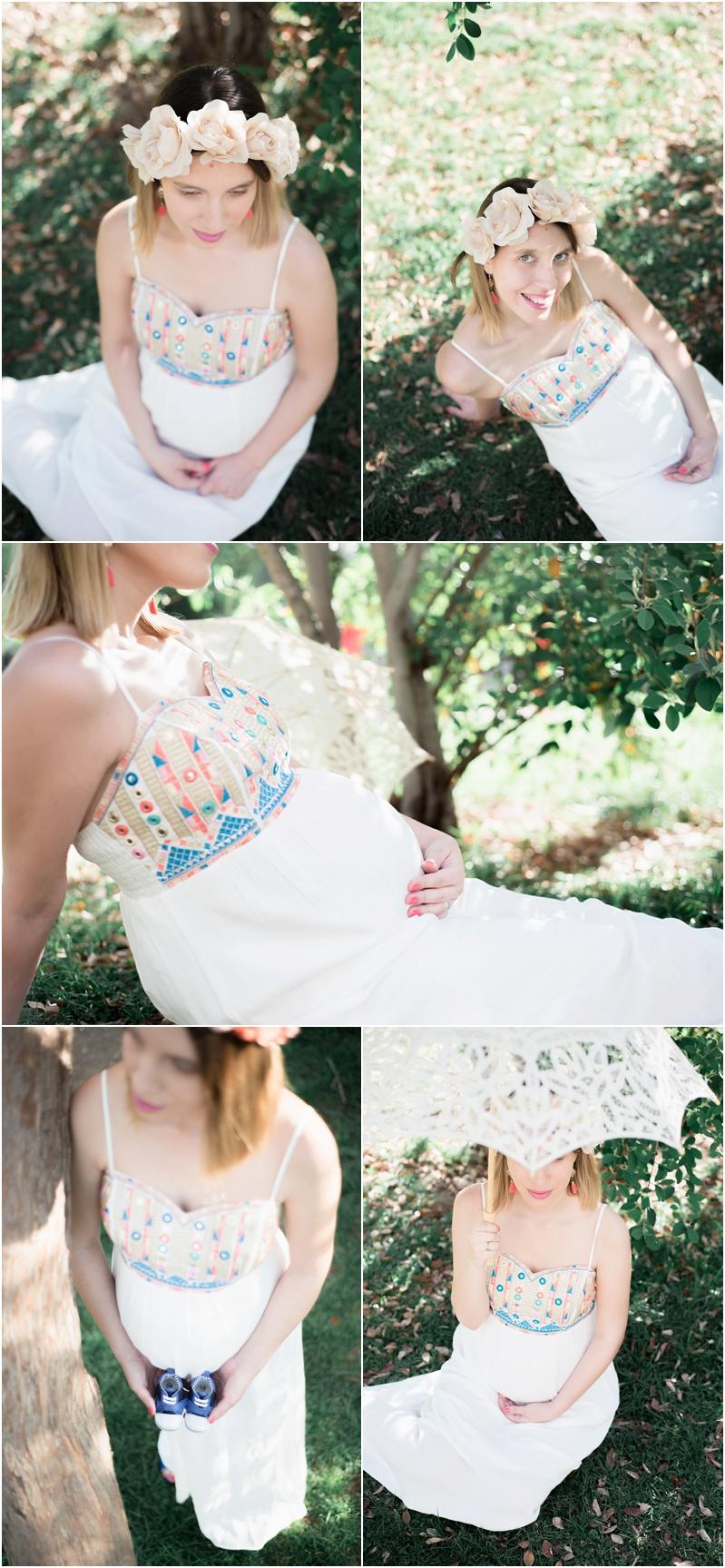 Sesión fotográfica de Embarazo, Maternidad