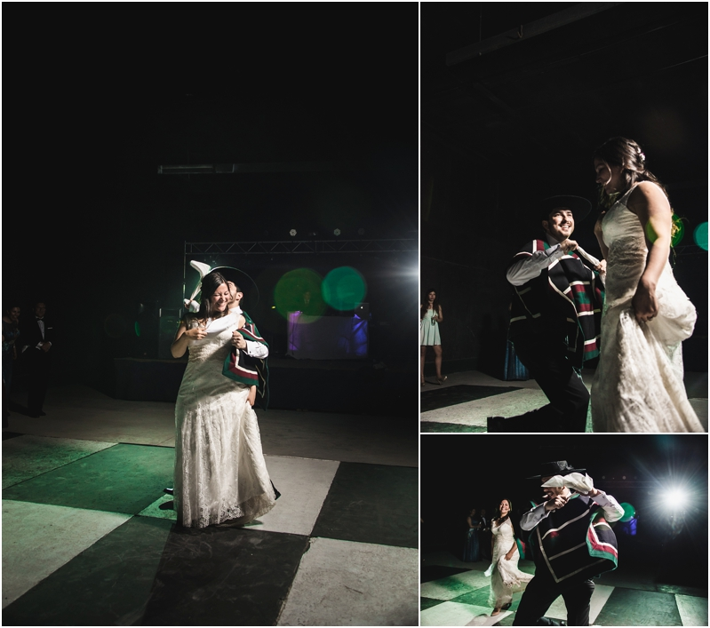 Tere & Julio - Fotografía de Matrimonio en Espacio Viña Linderos - Santiago Chile