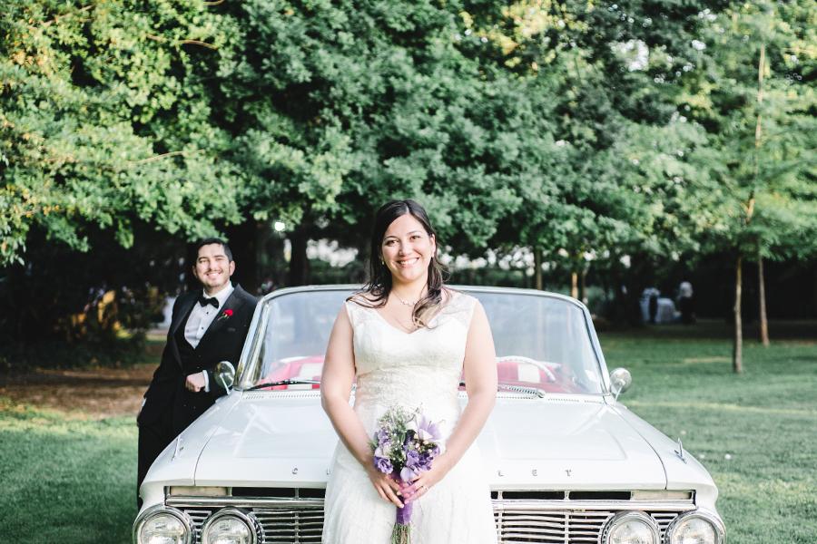 Tere & Julio: Matrimonio en Espacio Viña Linderos