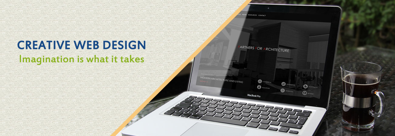 Website Designing and Development Banner, AMS Website Development banner, AMS Softech Website Development banner