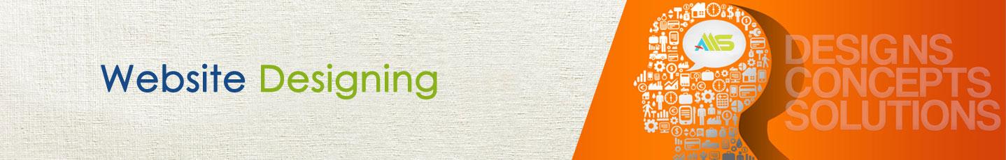 Web designing banner, Website Designing banner, AMS Web designing banner, AMS Softech Website Designing banner