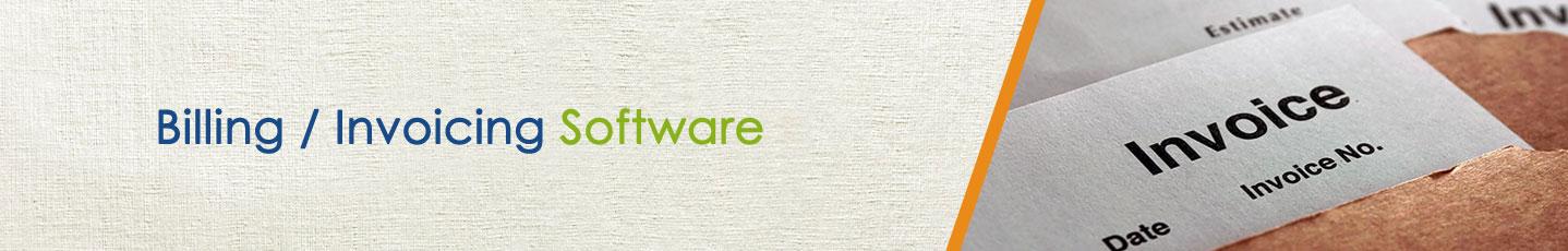 Billing Software banner, Invoice Software banner