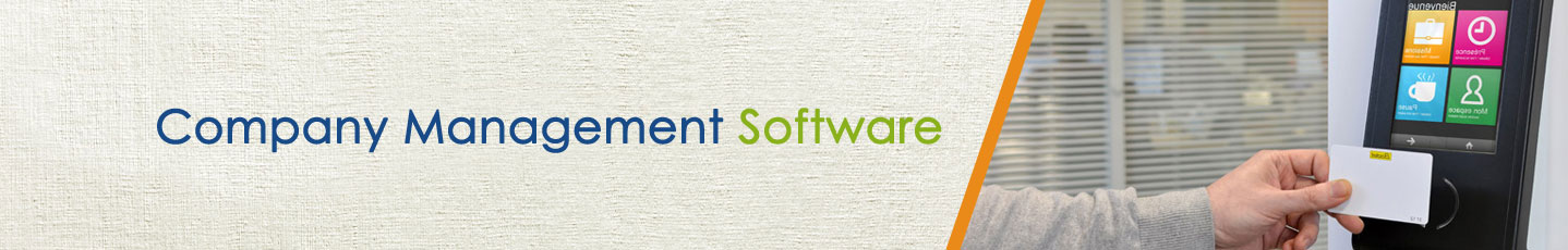 Company Management Software banner, Company Management Software