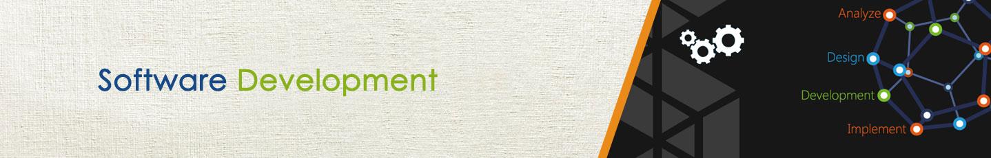 Software Development banner, Software Development