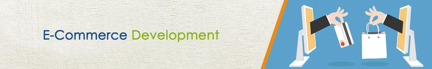e commerce Development banner, ecommerce Development banner
