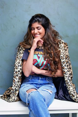 Masala! Magazine Feature - Ananya Birla
