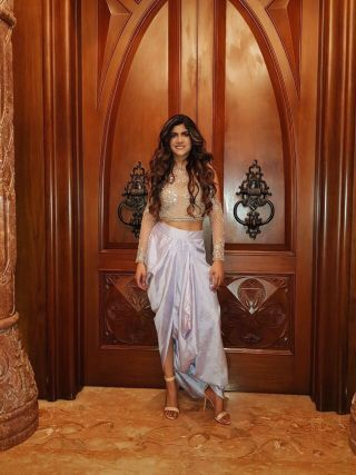 Lokmat Maharashta's Most Stylish awards 2017 awarded Ananya Birla with a Youth Icon award.