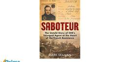 Saboteur: The Secret War of Tony Brooks, SOE's Youngest Agent
