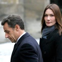 Sarko and Carla::  The Fall