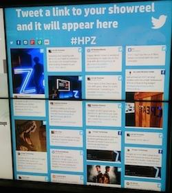 Twitter Social Wall
