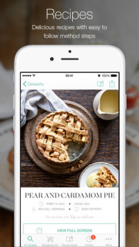 Marks and spencer recipe app