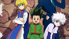 Hunter x Hunter 2011 Dubbed
