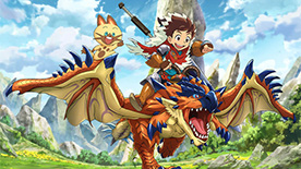 Monster Hunter Stories - RIDE ON Dubbed