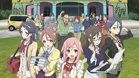 Sakura Quest Dubbed