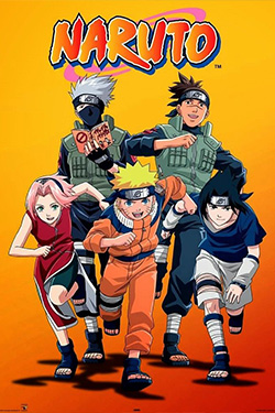Naruto Dubbed
