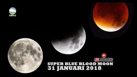 Pengamatan Gerhana Bulan Total BMKG Pusat: Area Taman Impian Jaya Ancol