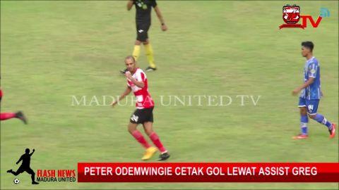 Cuplikan Gol Persiba vs Madura United (3-4)