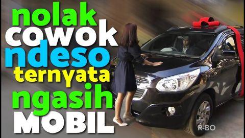 HARUKA KAGET !! TERLANJUR MENGHINA COWOK NDESO TERNYATA KASIH HADIAH MOBIL MEWAH