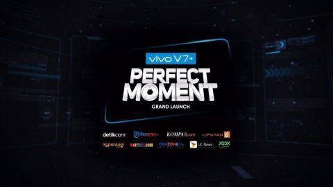 Vivo V7+ Perfect Moment Grand Launch