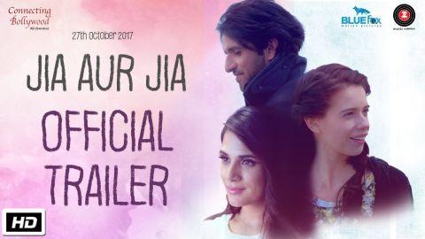 Jia Aur Jia Official Trailer | Richa Chadha | Kalki Koechlin | Arslan | Howard Rosemeyer | 27 Oct