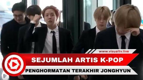 Penghormatan Terakhir untuk Jonghyun |SHINee|