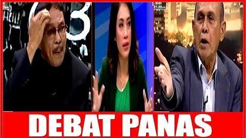 DEBAT PANAS, Kivlan Zen  VS Ilham Aidit Putra DN Aidit Tentang Rekonsiliasi PK1
