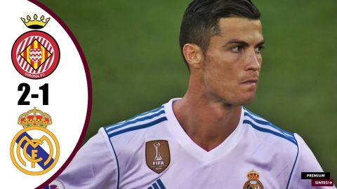 Girona-Real Madrid 2-1 - All Goals & Highlights - 29/10/2017 HD