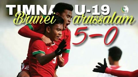 FULL!! Timnas Indonesia U19 vs Brunei Darussalam U19 5-0 Highlight All Goals