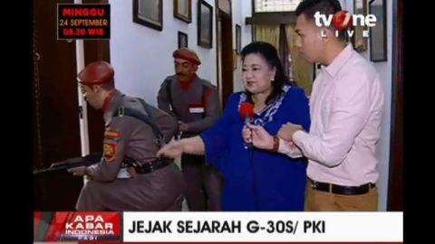 Ade Irma Nasution ditembak jarak dekat oleh Cakrabirawa (PKI)-Kesaksian putri Sulung A.H. Nasution