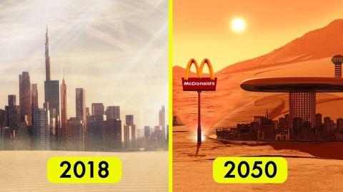 Video ini Akan Memperlihatkan Peristiwa yang Bakal Terjadi Sebelum Tahun 2050, Jika belum Kiamat..!