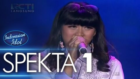 GHEA - KANGEN (Dewa 19) - SPEKTA 1 - Indonesian Idol 2018