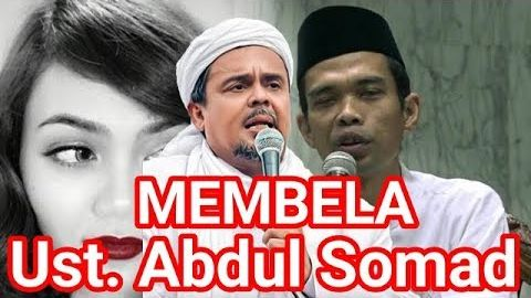 JLEB !! Ini Pendapat HABIB RIZIEQ ttg JILBAB. Satu Pendapat dg Ust. Abdul Somad Lc, Ma.