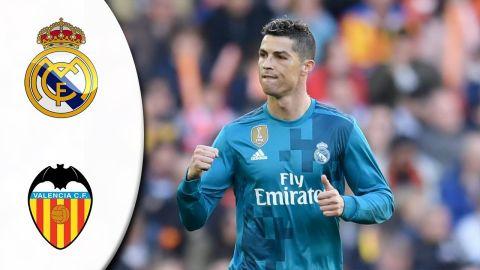 Valencia vs Real Madrid 1-4 -All Goals & Highlights ●27/01/2018 HD (First Half)