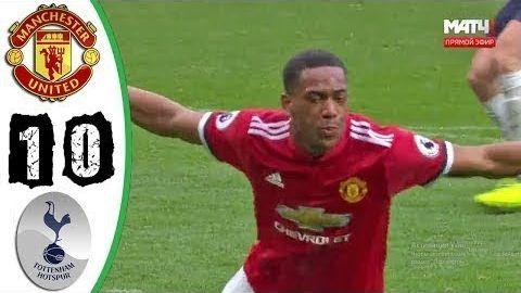 Manchester United vs Tottenham 1-0 Goals & Highlights (27/10/2017)