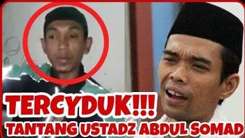 Tercyduk!!! Penantang Ustadz Abdul Somad Berbaju Ojek Online Itu Akhirnya Minta Maaf