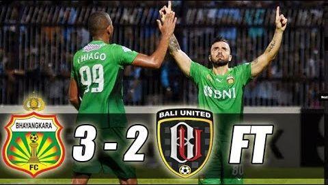 Bhayangkara FC VS Bali United 3-2 All Goals & Highlights - Liga 1 Indonesia 29/09/2017