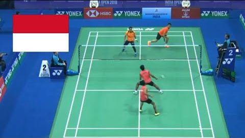 Mohammad AHSAN/ Hendra SETIAWAN vs Prasad/ Kapila - MD - R32