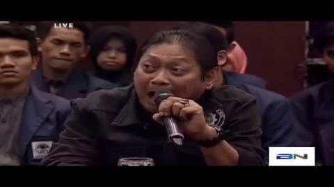 Hermansyah Sulistyo Skak MATT Bedjo Untung Diacara Polemik iNews Malam ###