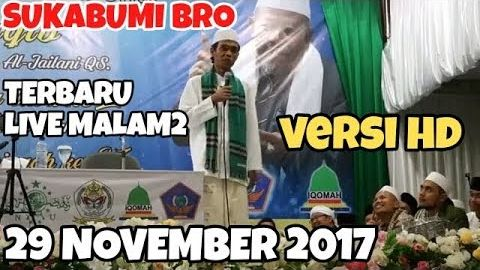 Paling Kocak Terbaru Live Hari ini Di Sukabumi Bersama Ustadz Abdul Somad