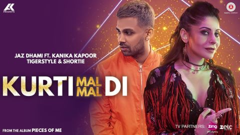 Kurti Mal Mal Di - Official Music Video | Jaz Dhami Feat. Kanika Kapoor And Shortie | Tigerstyle