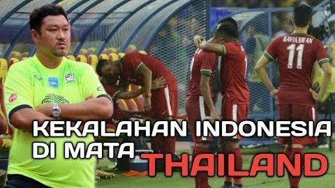 MENGEJUTKAN! GAGAL KE FINAL VS MALAYSIA, TIMNAS INDONESIA MALAH DIJULUKI BEGINI OLEH THAILAND
