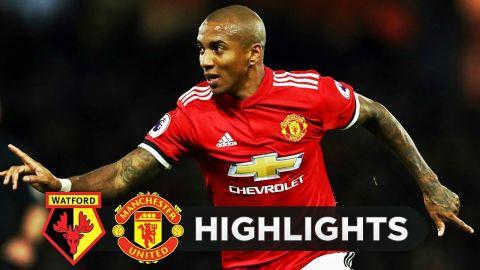 Watford vs Manchester United 2-4 - All Goals & Highlights - 26/11/2017 HD