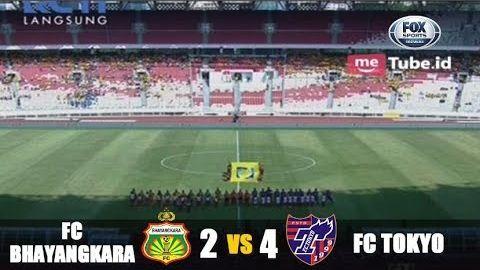 BHAYANGKARA FC VS FC TOKYO FT 2-4 (FULL) Highlights and goall ● Friendly match ● 2018