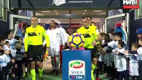 Cagliari VS Milan 1-2 All Goals and Highlights 21/01/2018